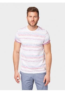 Tom Tailor pánské tričko s krátkým rukávem