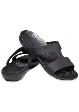 Crocs Serena Slide Black