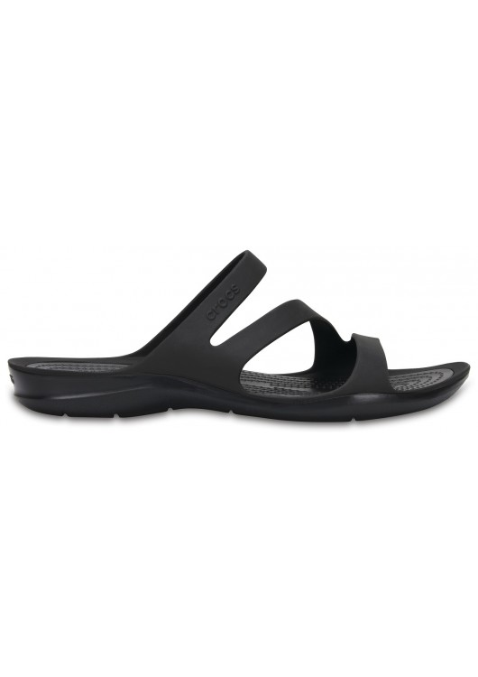 Crocs Swiftwater Sandal Black/Black