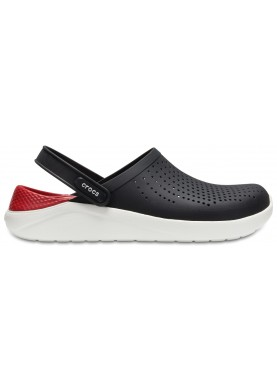 Crocs LiteRide Clog Black/White