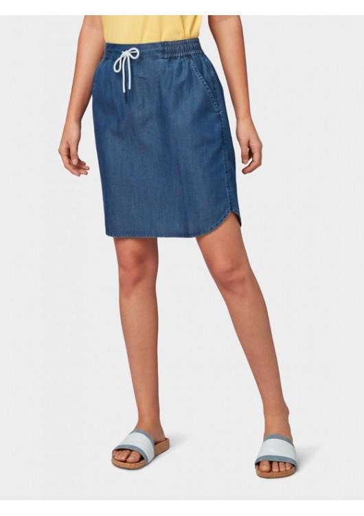 Tom Tailor letní džínová sukně