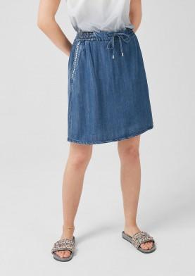 s.Oliver lehká džínová sukně