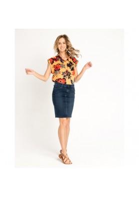 Lee dámská džínová sukně