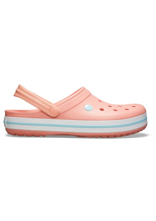 Crocs Crocband Melon/Ice Blue