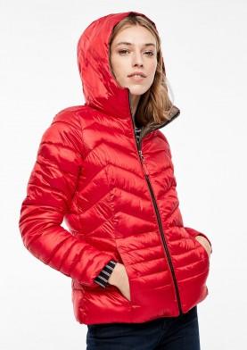 s.Oliver dámská bunda s kapucí
