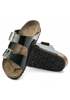 Birkenstock Arizona Magic Snake Black