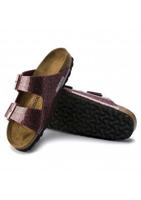 Birkenstock Arizona Cosmic Sparkle Port