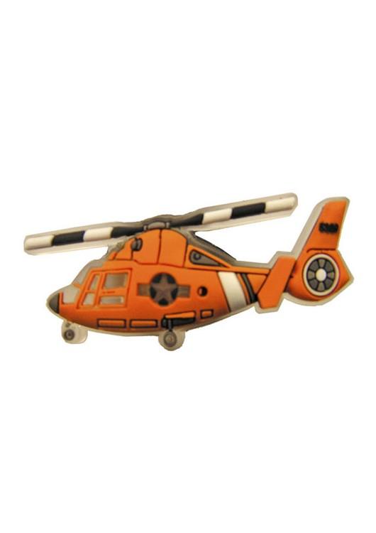 Crocs 3D jibbitz helicopter