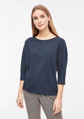 s.Oliver dámské tričko s korálky