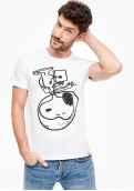 s.Oliver pánské triko s obrázkem