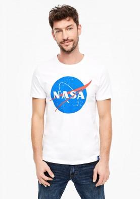 s.Oliver pánské triko s nápisem NASA