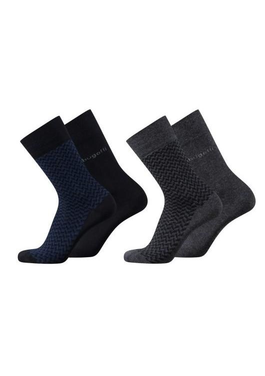 Bugatti pánské ponožky v dárkové krabičce