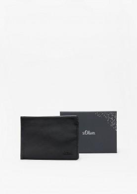 s.Oliver pánská kožená peněženka