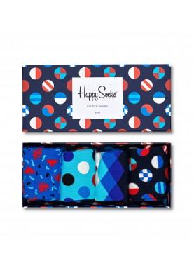 Happy Socks ponožky v dárkové krabičce