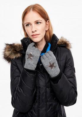 s.Oliver dámské pletené rukavice