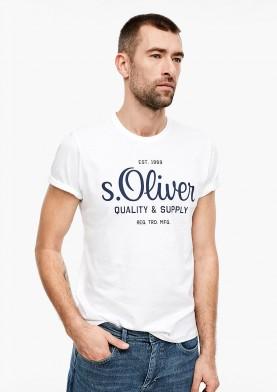 s.Oliver pánské tričko s logem
