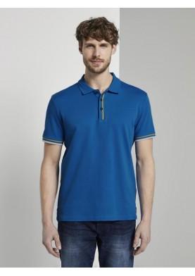 Tom Tailor pánské triko s límečkem