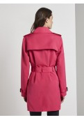 Tom Tailor dámský jarní kabát - Trenchcoat