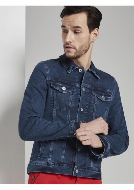 Tom Tailor pánská džínová bunda