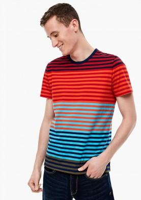 s.Oliver pánské pruhované tričko
