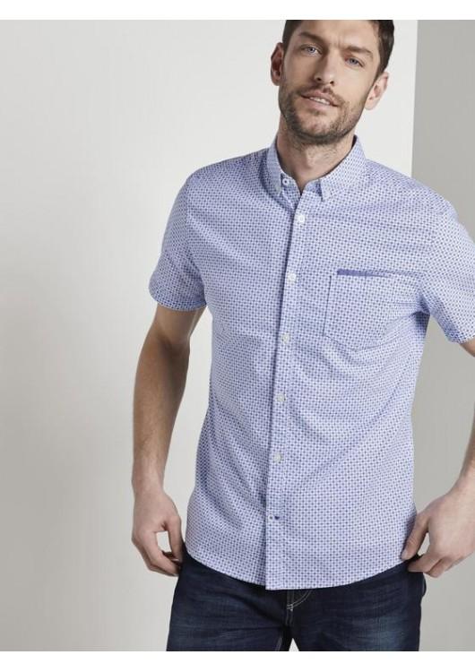 Tom Tailor pánská košile s krátkým rukávem