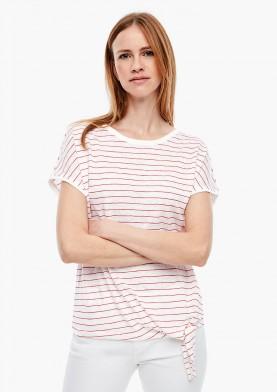 s.Oliver dámské tričko s proužkem