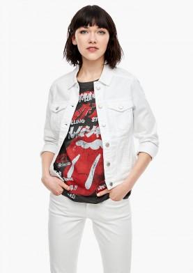 s.Oliver lehká džínová bunda