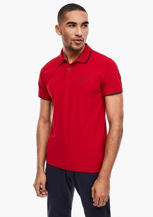 s.Oliver pánské tričko s límečkem
