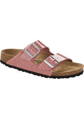 Birkenstock pantofle Arizona Sparkle Rose
