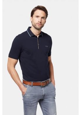 Bugatti pánské tričko s límečkem