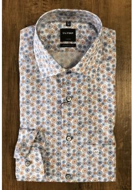 Olymp společenská košile s dlouhým rukávem