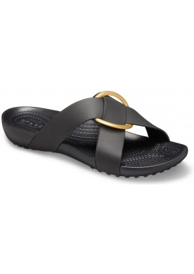 Crocs Serena Metalic Slide