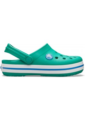 Crocs Crocband Clog Kids Deep Green
