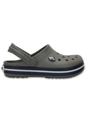 Crocs Crocband Clog Kids Smoke/Navy