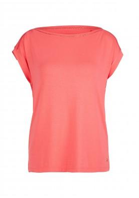 s.Oliver dámské tričko s háčkovanou krajkou