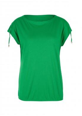 s.Oliver dámské triko s řasením