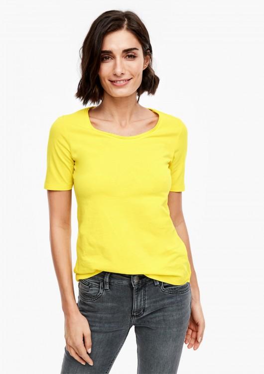 s.Oliver dámské triko s krátkým rukávem