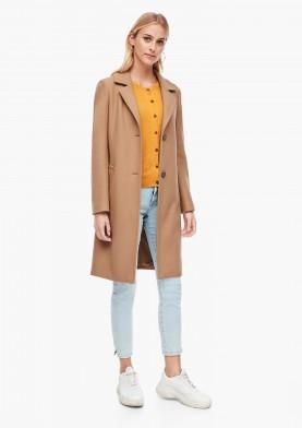 s.Oliver dámský vlněný kabát
