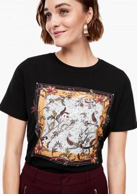s.Oliver dámské tričko s potiskem