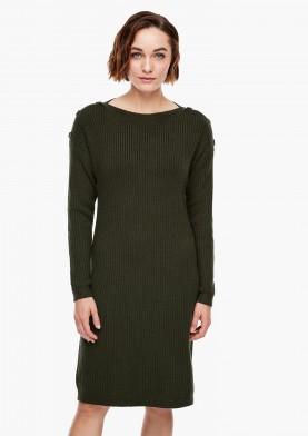 s.Oliver dámské úpletové šaty