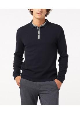 Pierre Cardin pánské tričko s límečkem
