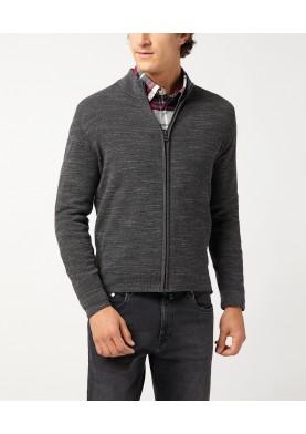 Pierre Cardin pánský svetr se zipem
