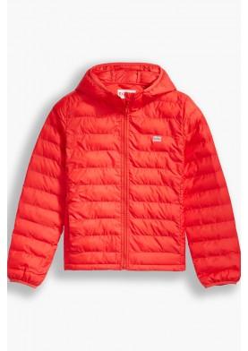 Levis dámská zimní bunda s kapucí