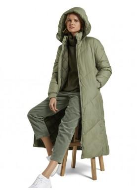Tom Tailor Denim dámský dlouhý kabát