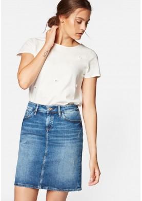 Mavi džínová sukně Renee