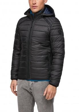 s.Oliver pánská bunda s kapucí