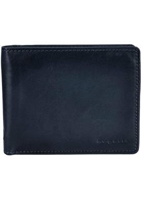 Bugatti pánská kožená peněženka RFID zabezpečení