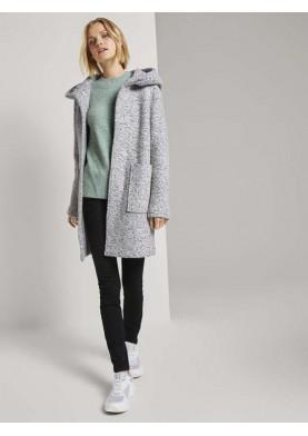Tom Tailor dámský kabát s kapucí