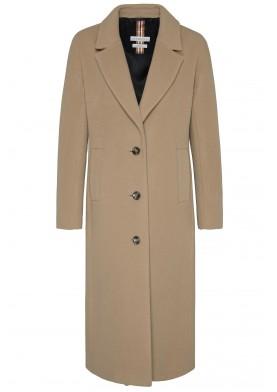 Bugatti dámský vlněný kabát