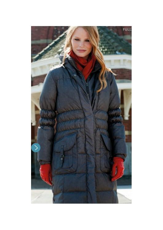 Sandwich zimní kabát